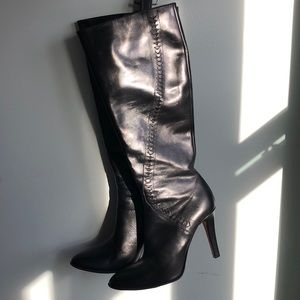 Vero Cuoio Elegance Tall Leather Boots
